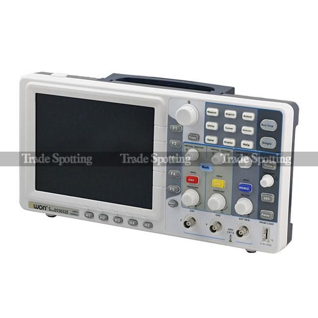 Owon Oscilloscope Display : Owon sds e mhz digital storage oscilloscope ev