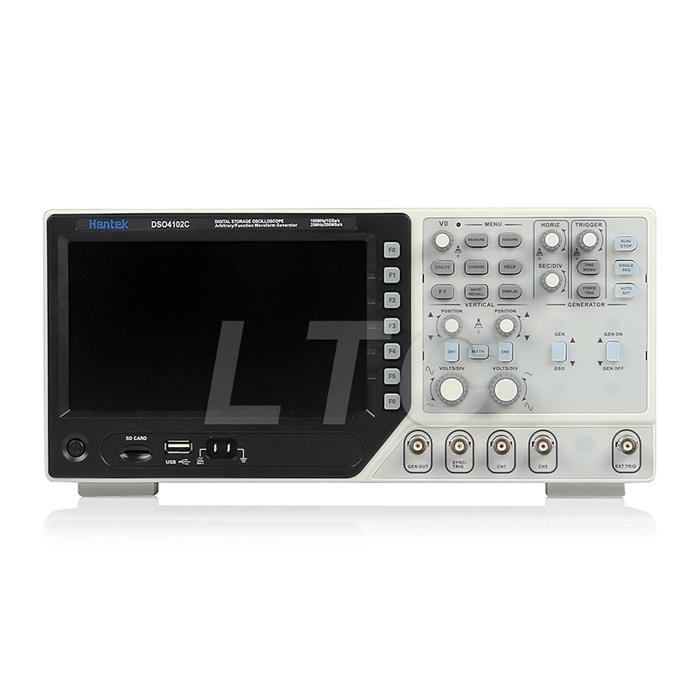 Function Generator And Oscilloscope : Hantek dso c chs mhz oscilloscope arbitrary