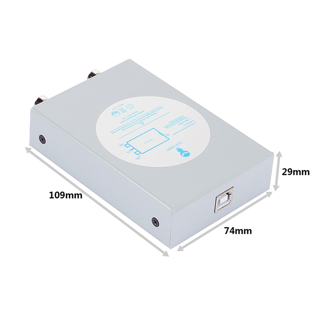 Sainsmart dds120 pro 20mhz pc based usb digital storage portable