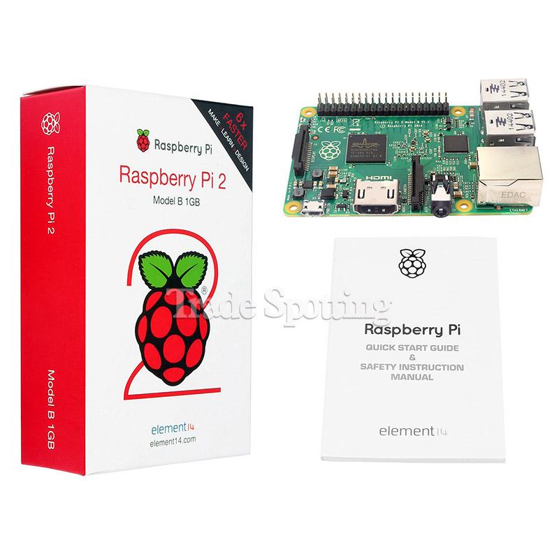 raspberry pi model b manual