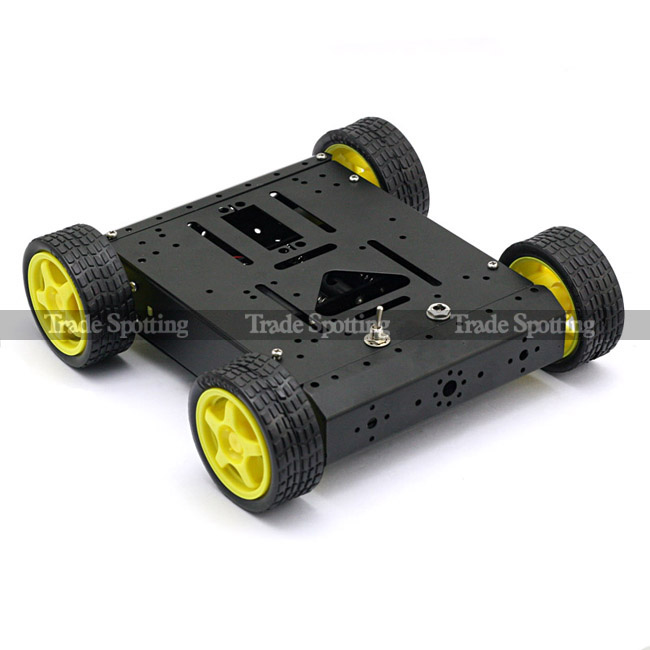 Sainsmart wd robot car mega sensor shield v l n