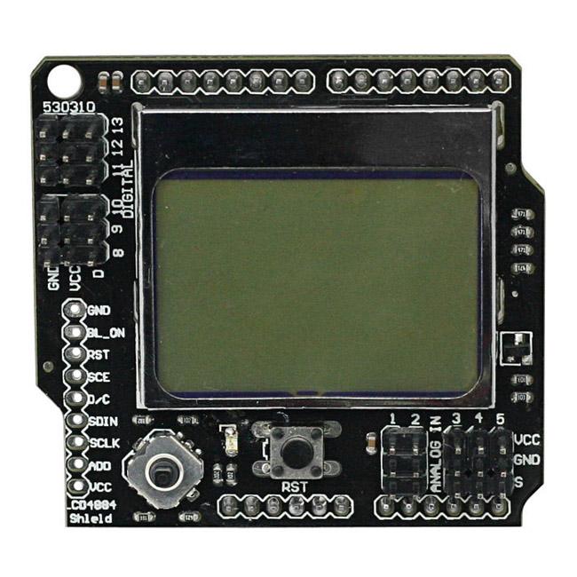 LCD4884