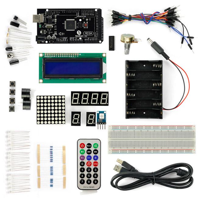 New sainsmart mega r lcd xbee starter kit