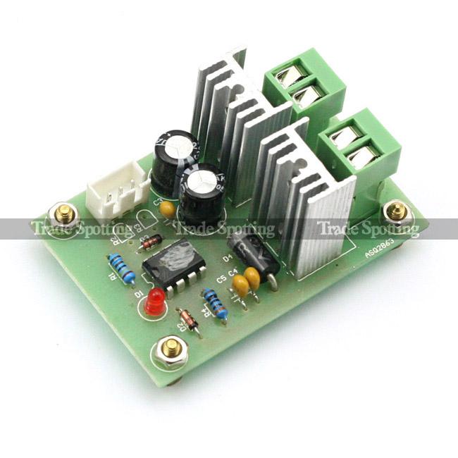 Pwm Dc Motor Control Sg3525 Circuit Gamesloop