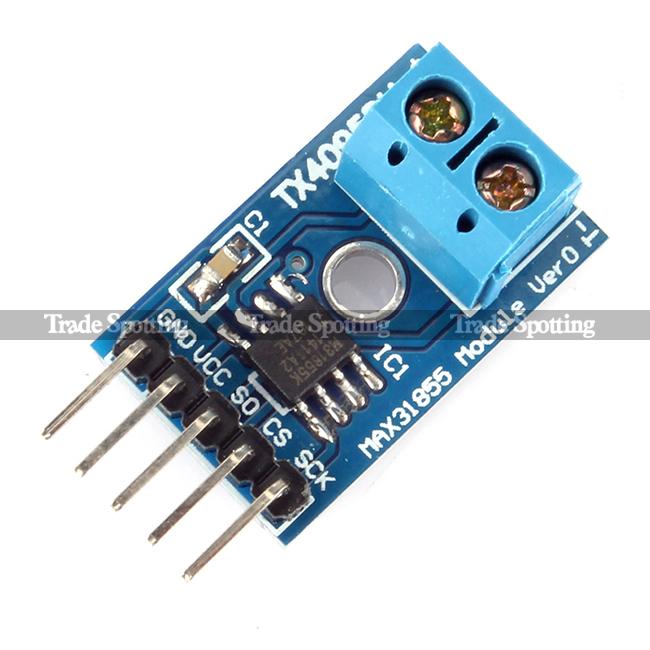 Max module k type thermocouple sensor