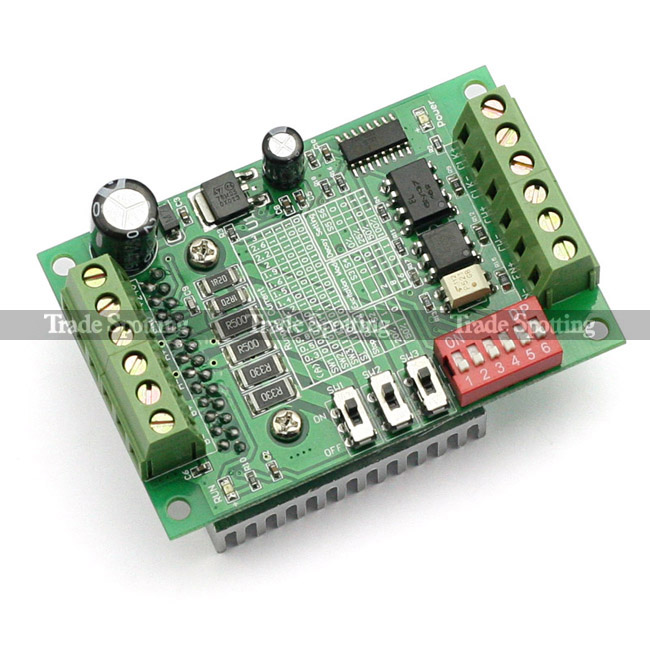 New cnc router single axis 3a tb6560 stepper motor drivers for Cnc stepper motor controller