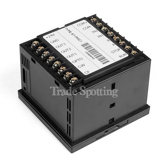 1 Single Axis Cnc Servo Stepper Motor Motion Programmable