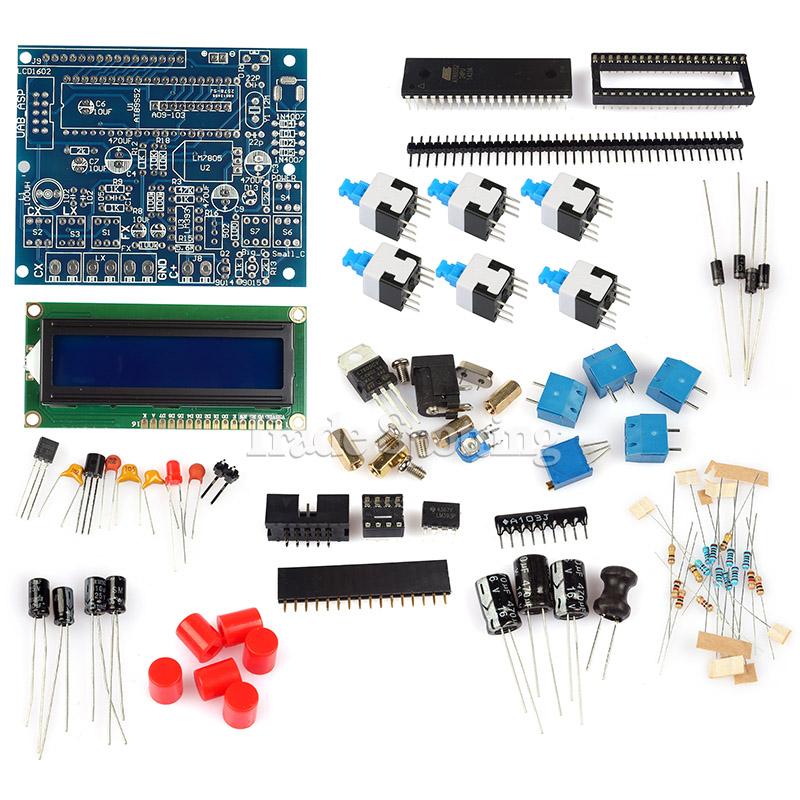 Diy Kit Secohmmeter Capacitance Meter Inductance Meter
