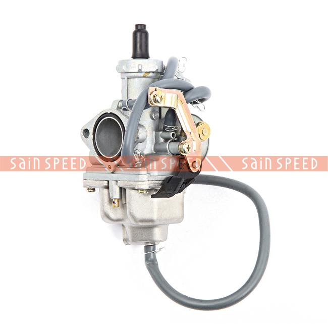 atv engine parts carburetor for honda trx 250 trx250 recon. Black Bedroom Furniture Sets. Home Design Ideas