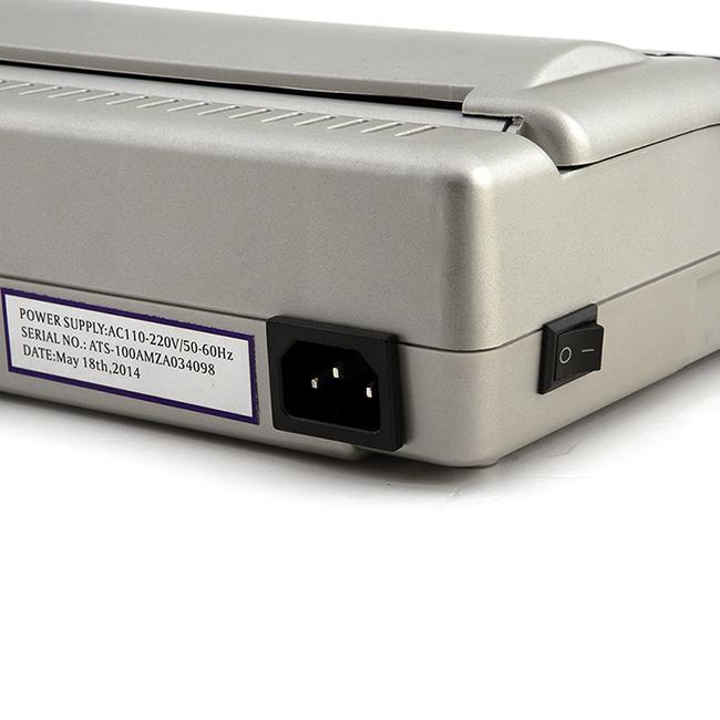 Tattoo transfer copier flash printer machine thermal for Tattoo stencil copier