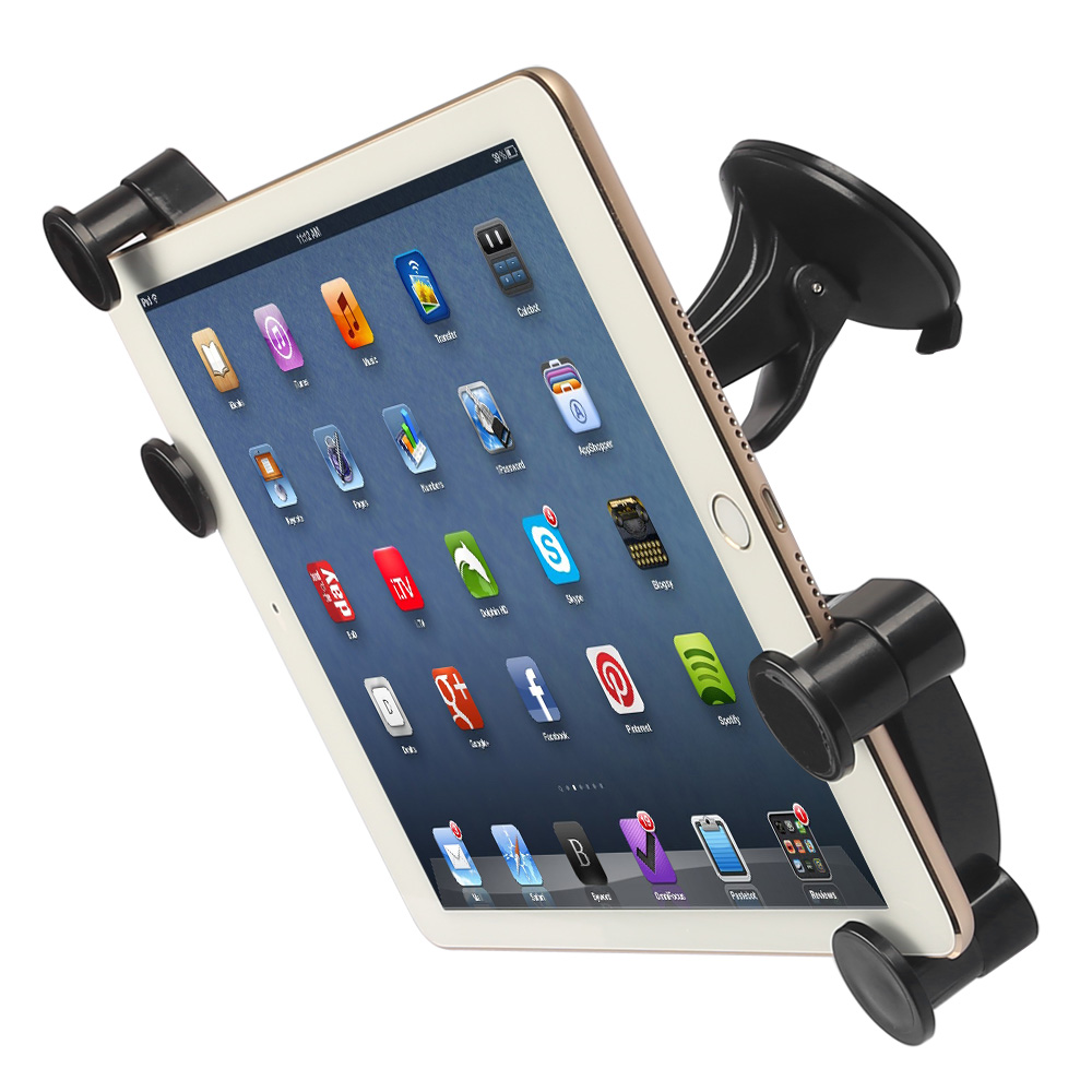 auto car mount halterung holder f r ipad tablet air samsung note 360 flexibel ebay. Black Bedroom Furniture Sets. Home Design Ideas