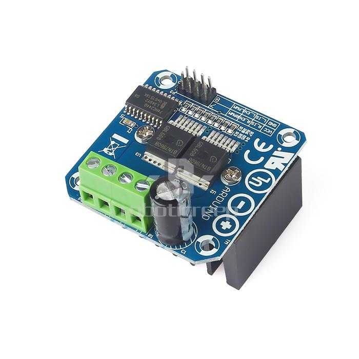 Arduino dc motor h bridge pwm wroc awski informator