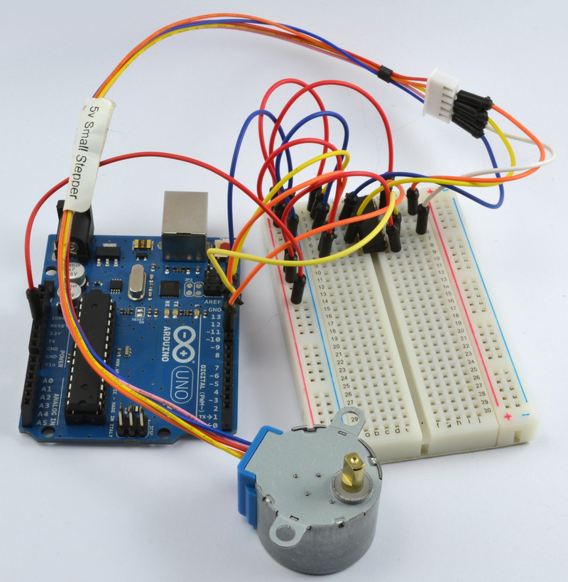 Stair Lights With Arduino: SainSmart New RFID Master Kit With Motor Relay LCD Servo
