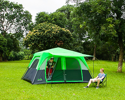 Arctic Monsoon  Person  Room Instant Tent Starry