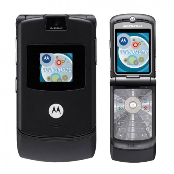 motorola v3 razr mobile phone flip cellphone camera. Black Bedroom Furniture Sets. Home Design Ideas