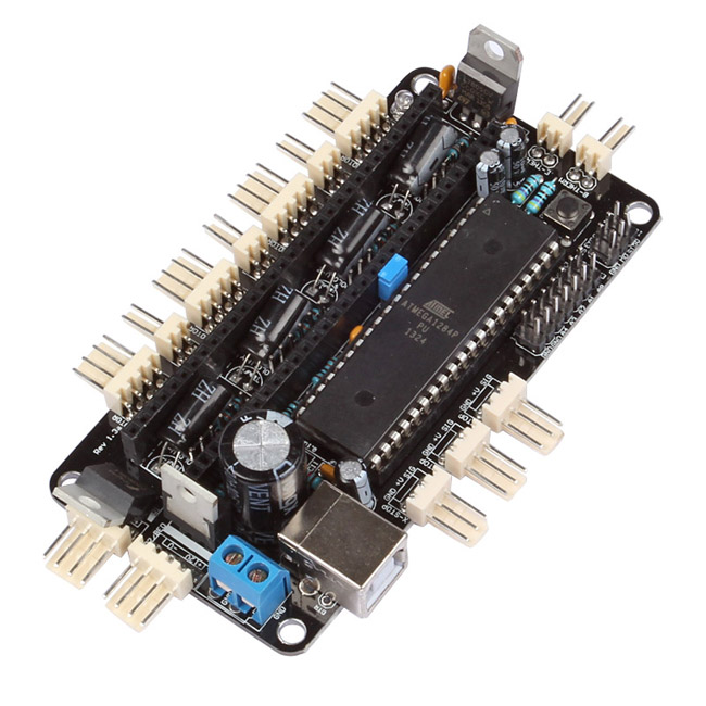 01 new ramps 1 4 mega2560 r3 lcd12864 controller heatsink 3d  at n-0.co