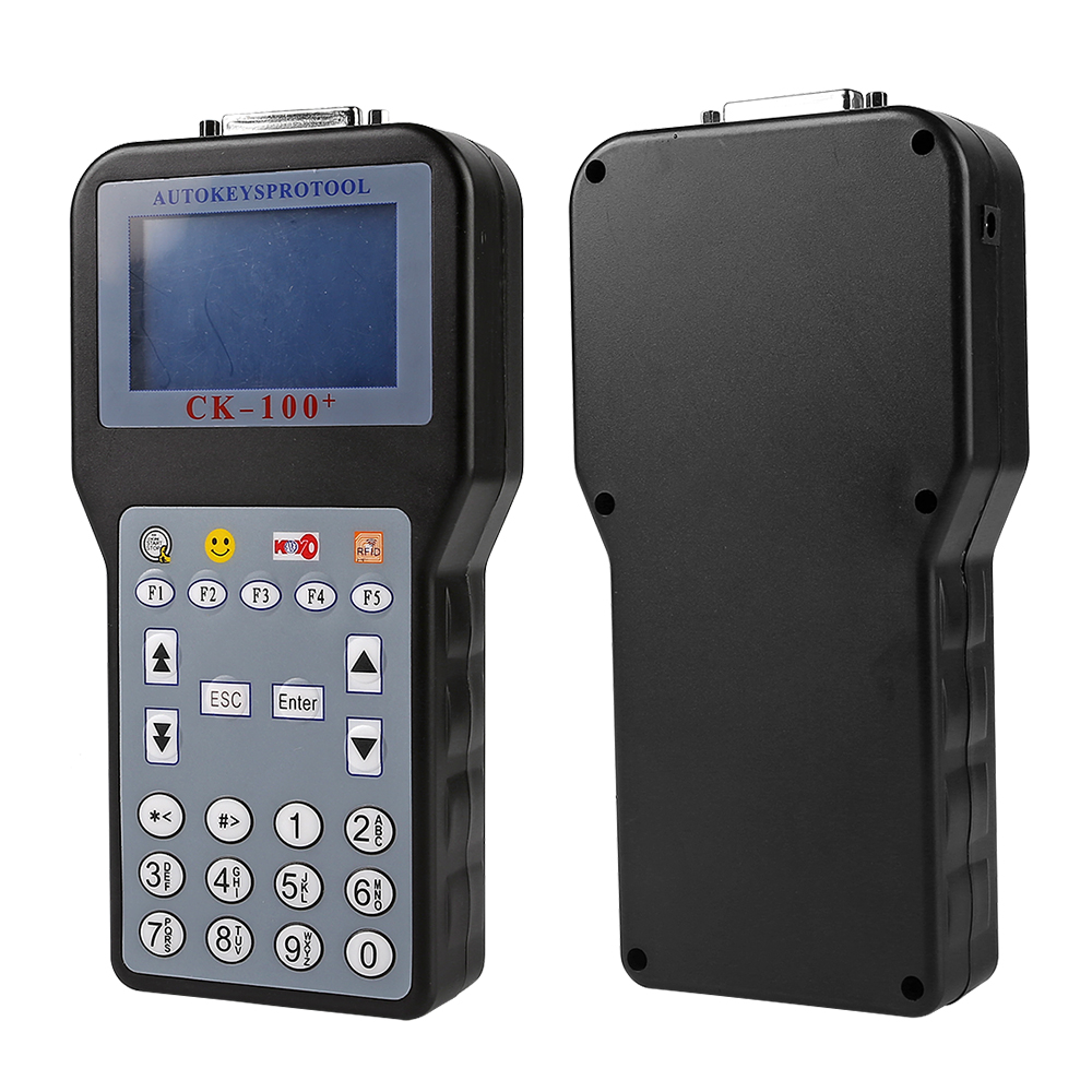 ck 100 auto key programmer transponder decoder mit 1024 token sbb ebay. Black Bedroom Furniture Sets. Home Design Ideas