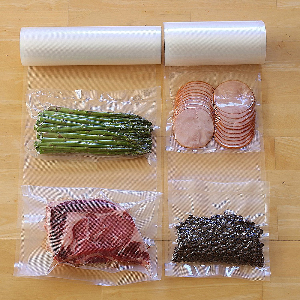 Product Features during sous vide cooking, use FoodSaver bags and rolls, which are.
